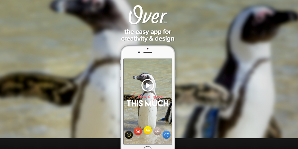 Over Free App of the Week-5