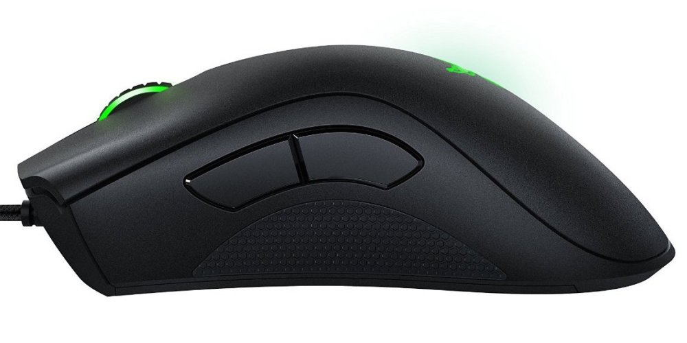 Razer DeathAdder Chroma - Multi-Color Ergonomic Gaming Mouse-2