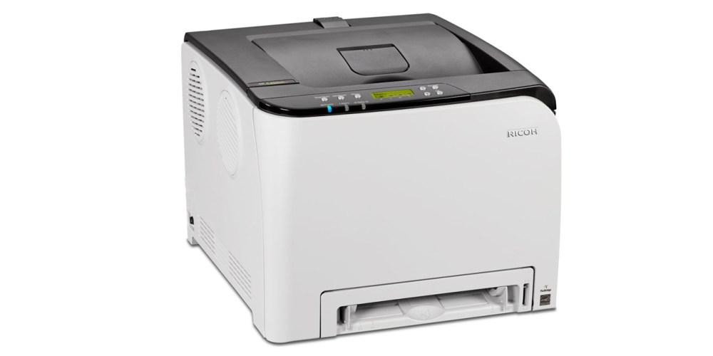 RICOH SP C250DN Color Laser Printer