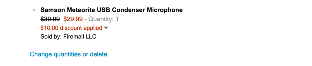 Samson Meteorite USB Condenser Microphone-sale-02