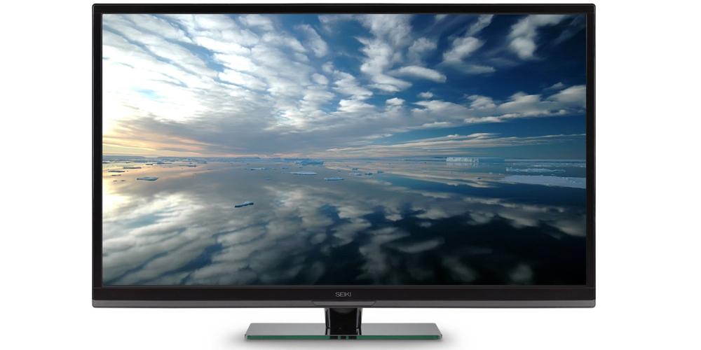 Seiki 39-inch 4K 120Hz LED-HDTV