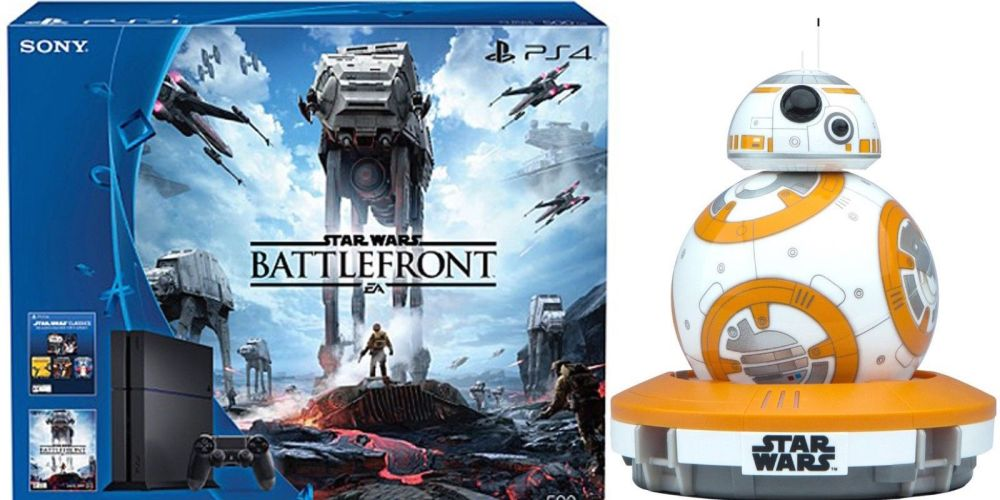 Star Wars Battlefront PlayStation 4 bundle with a Sphero BB-8 App-Enabled Droid-sale-01