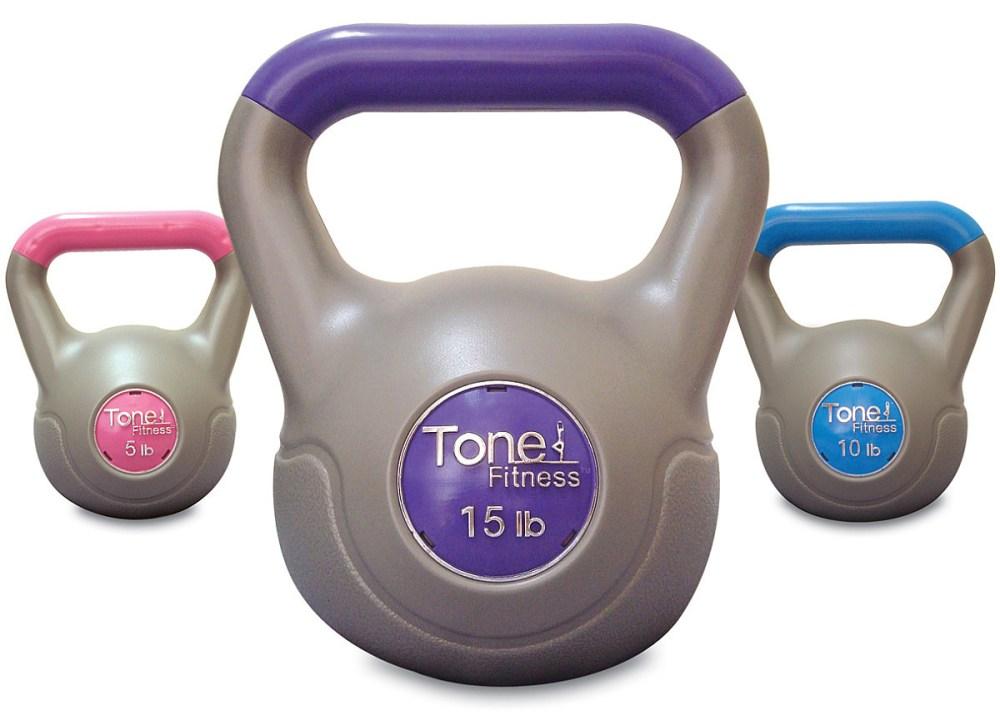 Tone Fitness Kettlebell Set