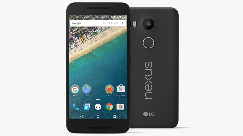 Unlocked LG Google Nexus 5X 16GB