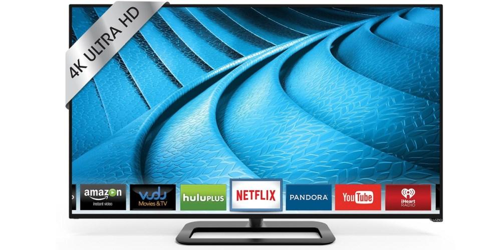 VIZIO 60-inch Ultra HD Full-Array LED Smart TV