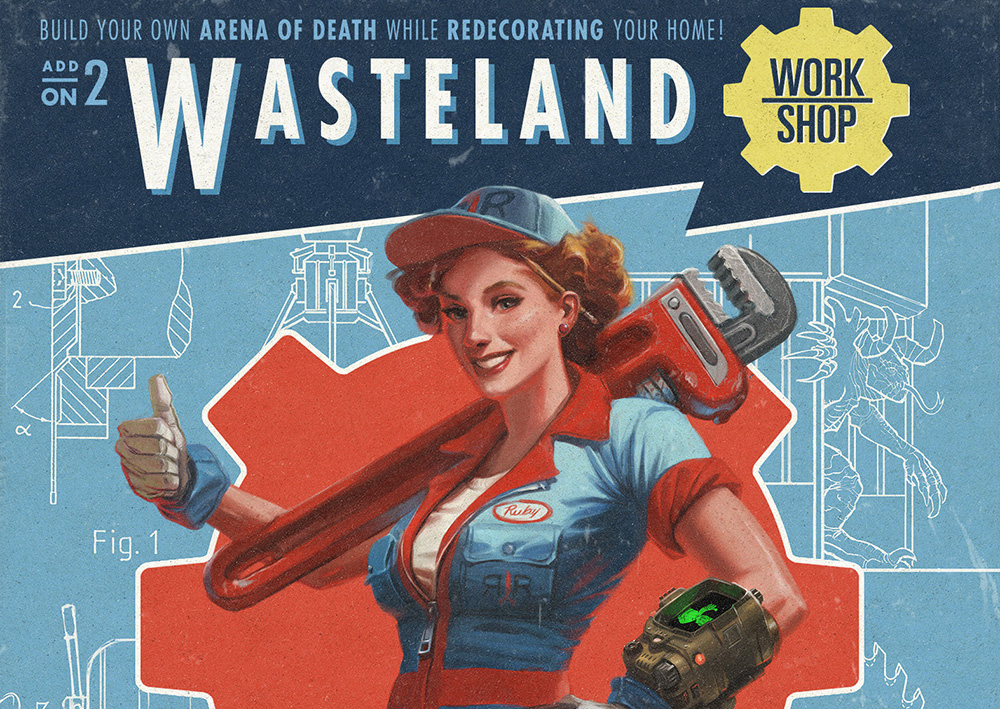 Wasteland Workshop--Fallout-4