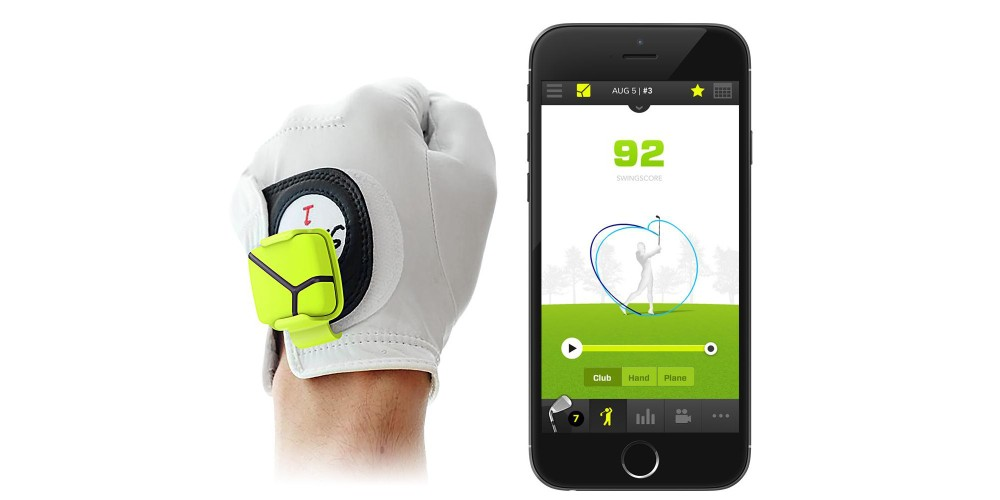 Zepp Golf 3D Swing Analyzer 01