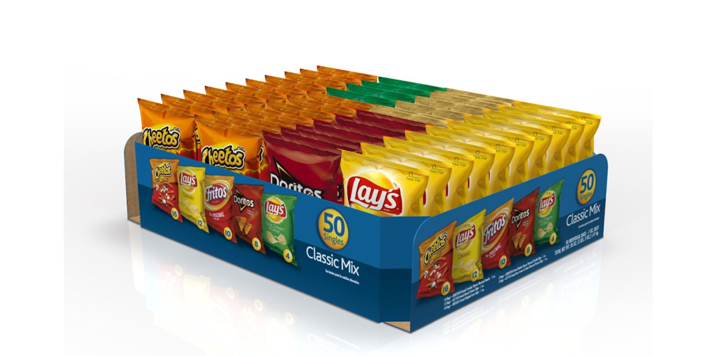 frito lay snack pack (50 count)