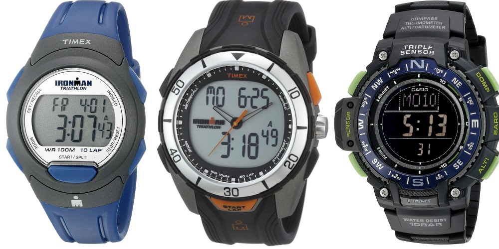 50% or more off sports watches from Timex, Casio and Armitron-3