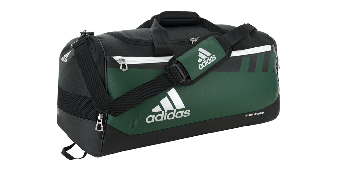 c12018895a Amazon Gold Box – adidas training gear 50% off  Team Issue medium Duffel Bag   25 Prime shipped