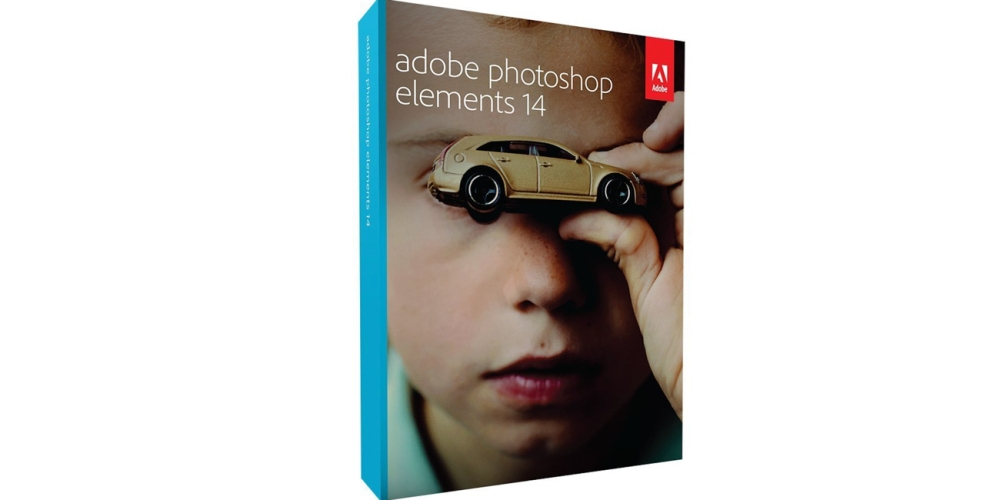 Adobe Photoshop Elements 14 gold box deals