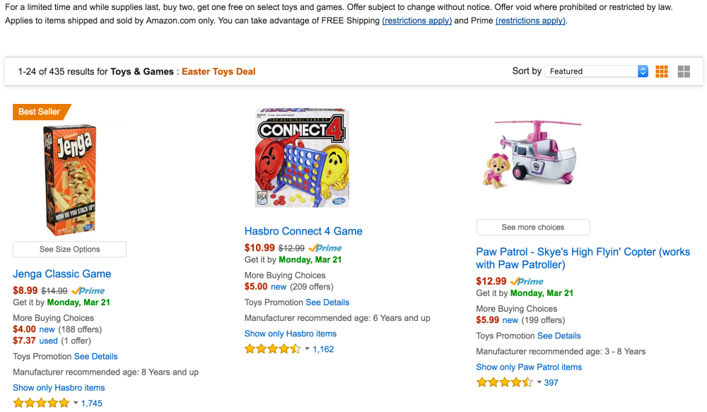 amazon-easter-toy-sale