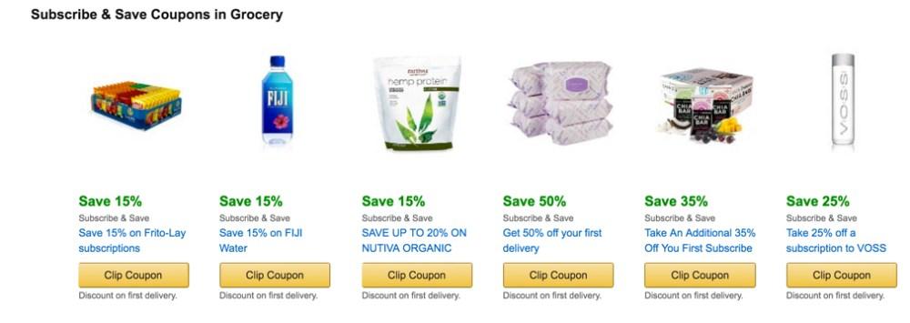 amazon groceries