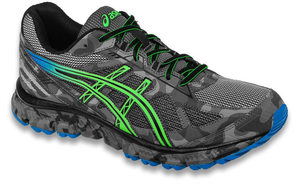 ASICS Men's GEL-Scram 2 Running Shoes (T54AQ)