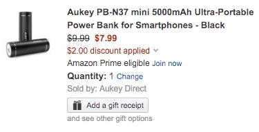 aukey powerbanl