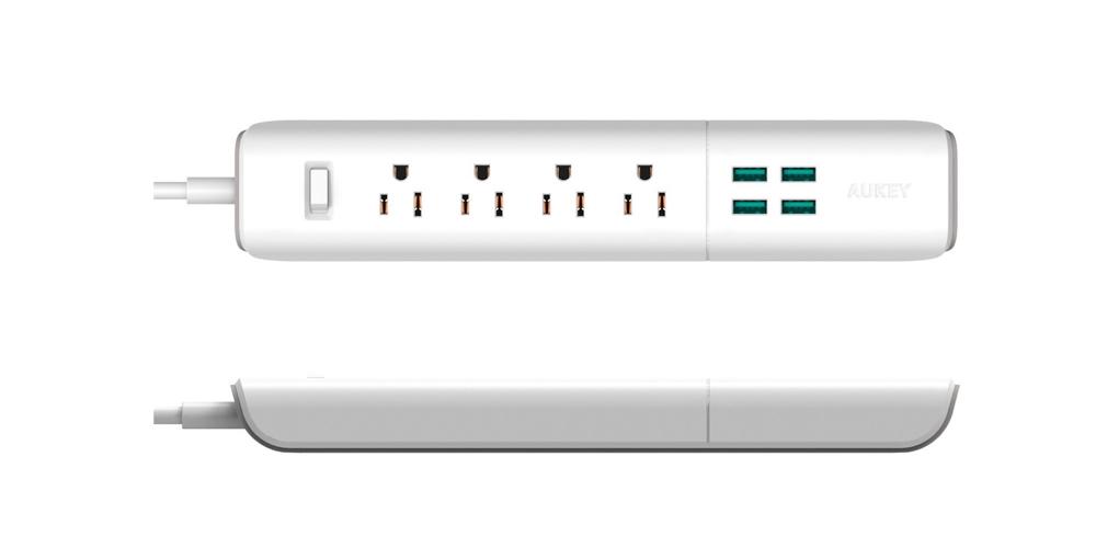 Aukey USB Power Socket Strip