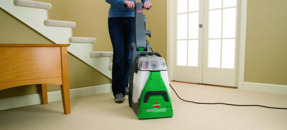 Bissell Big Green Deep Cleaning Professional Grade Carpet Cleaner Machine (86T3:86T3Q)
