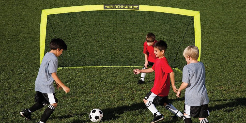 Blackhawk Portable Soccer Goal:Net by Franklin Sports-sale-01