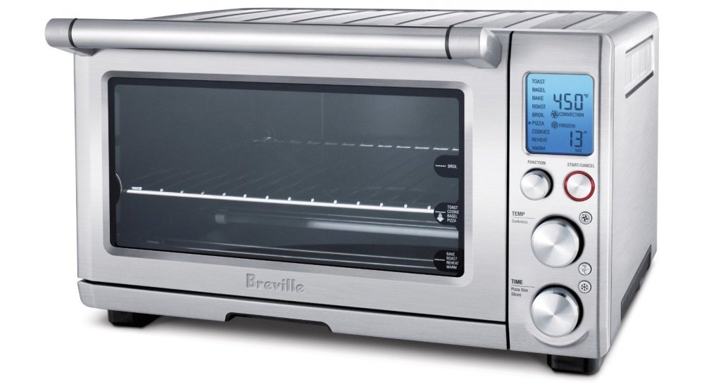 Breville Smart 1800-Watt Convection Toaster Oven (BOV800XL)