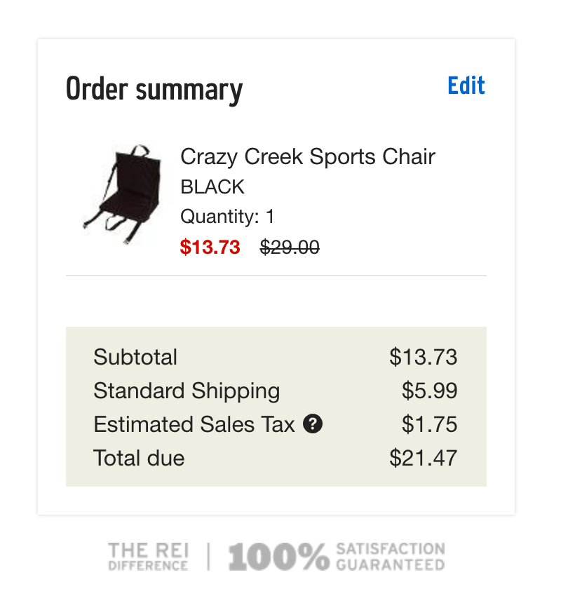 Crazy Creek Portable Sports Chair-3