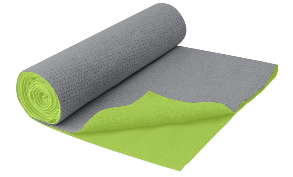 Gaiam No-Slip Yoga Towels in multiple colors