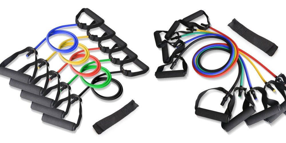 Gonex Resistance Bands Set-03