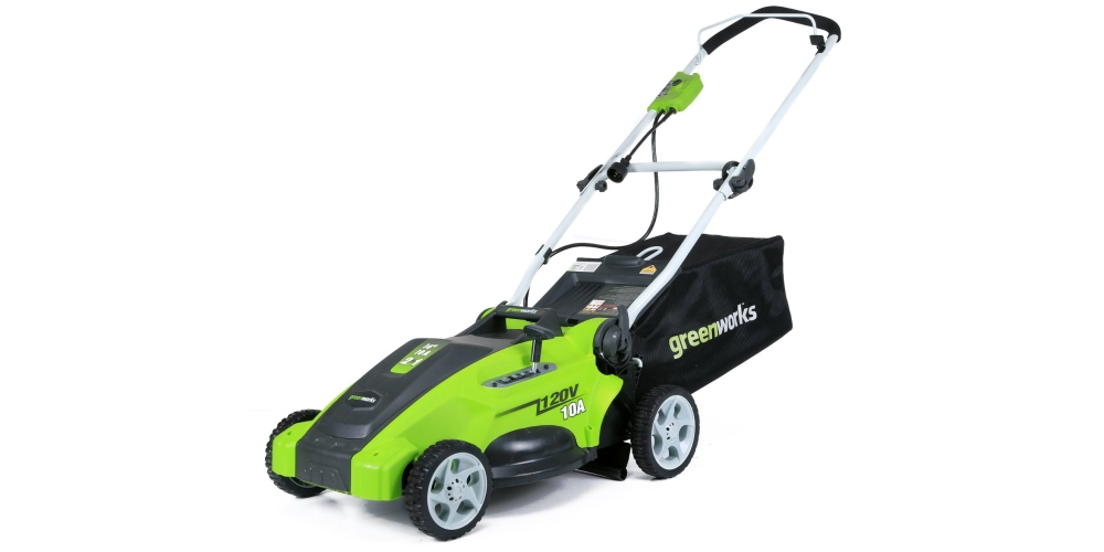 greenworks-electric-lawn-mower