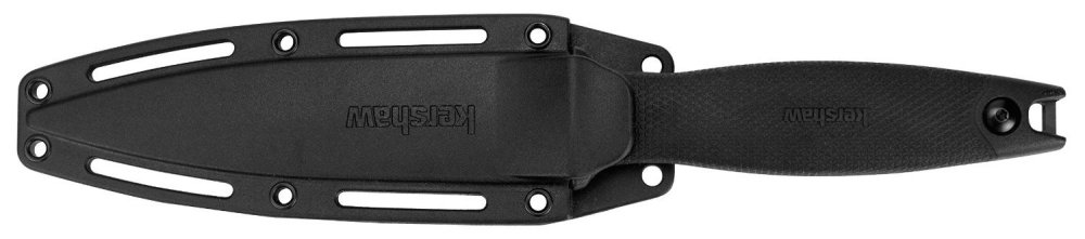 Kershaw 4007 Secret Agent Fixed Blade Boot Knife-2