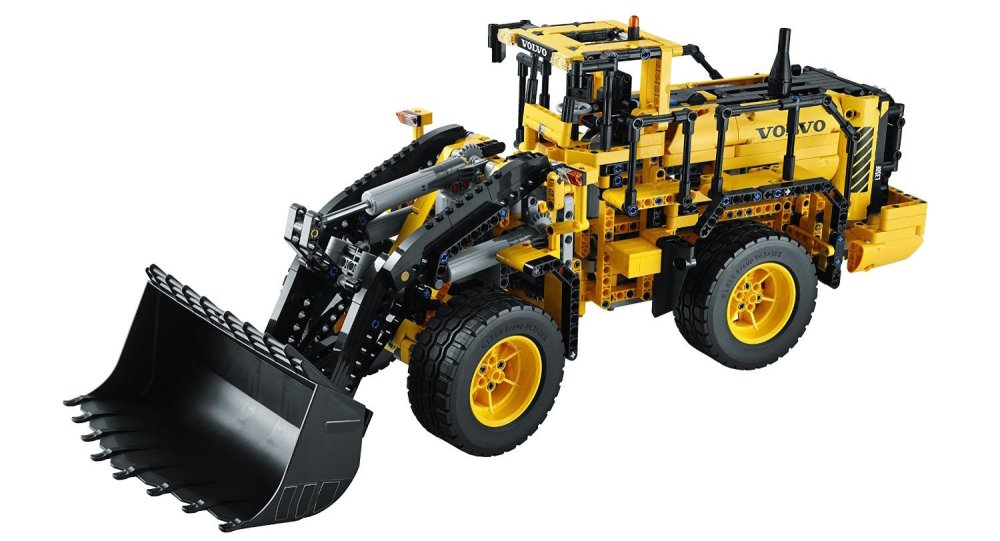 LEGO Technic Remote Controlled VOLVO L350F Wheel Load (42030)-1
