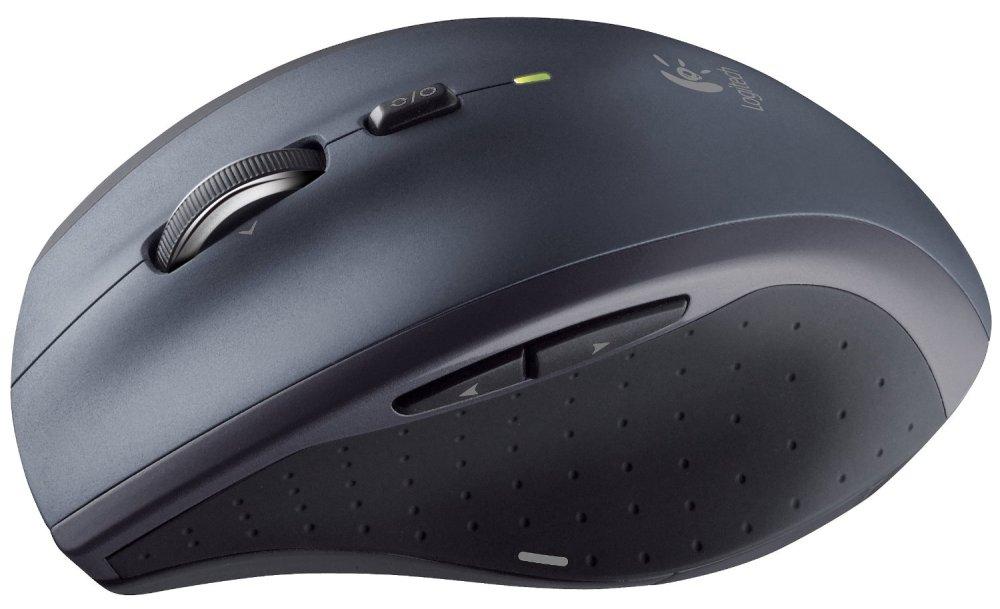 Logitech Marathon Mouse M705 Wireless Laser Mouse