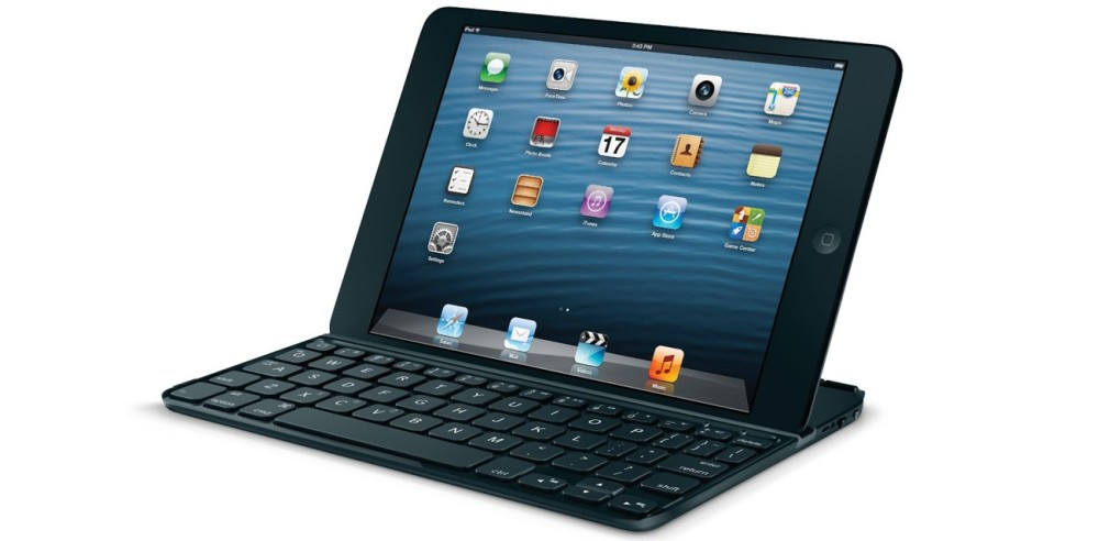 Logitech Ultrathin Keyboard Cover for iPad mini 3: mini 2: mini