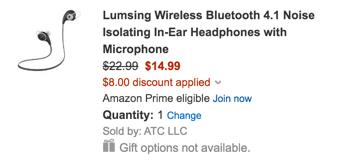 lumsing headphones