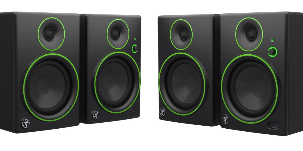 Mackie CR5BT Channel Studio Monitors with Bluetooth (Pair)-4