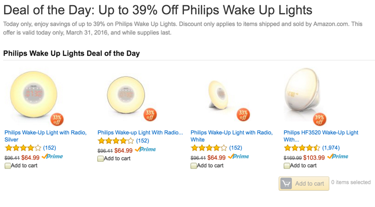 Philips Lights Amazon