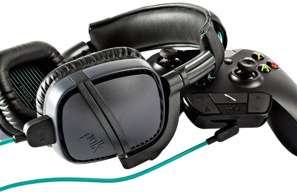 Polk Xbpx headphones