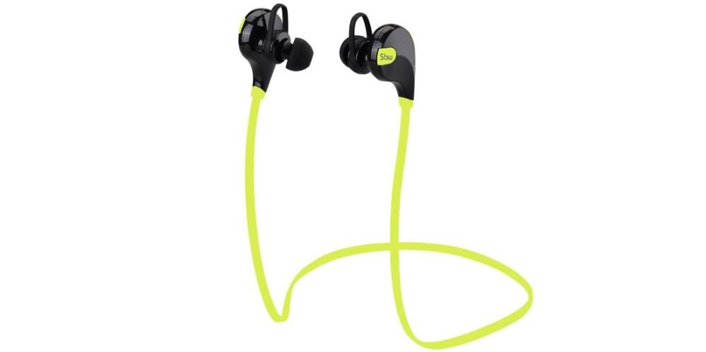 Senbowe SBW Bluetooth 4.1 Sweatproof Wireless Headset