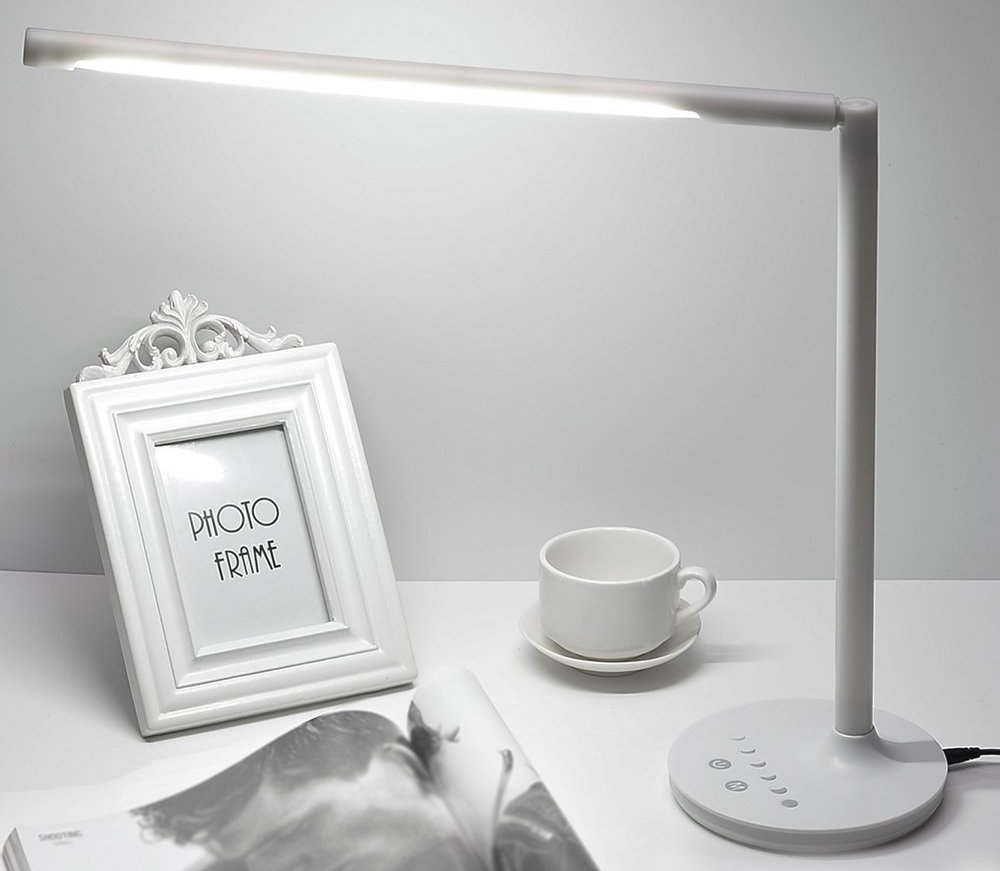 Senbowe Touch-Control LED Dimmable Desk Lamp-sale-01