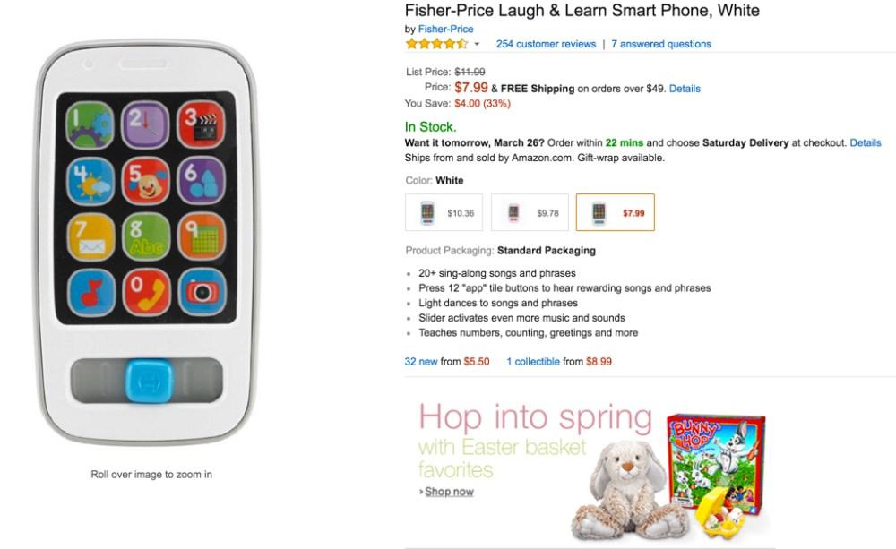 smart baby phone