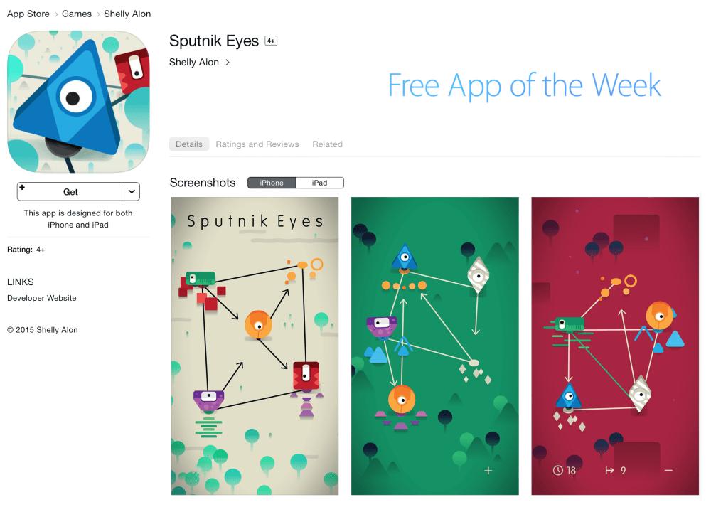 Sputnik Eyes-Free App of the Week-08