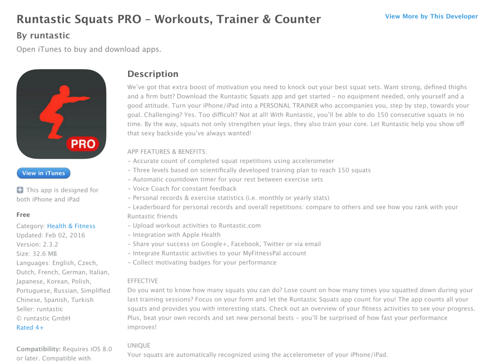Squats PRO – Workouts, Trainer & Counter-6