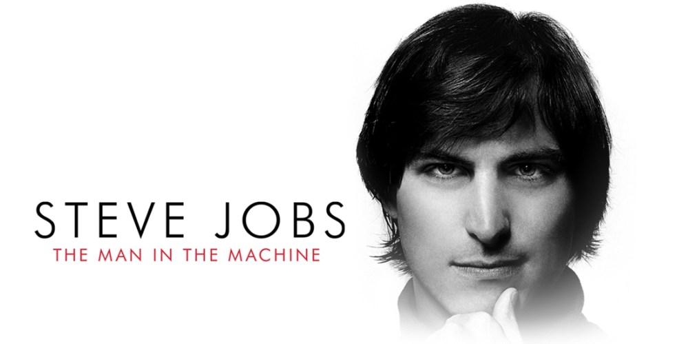 Steve Jobs the man in the machine