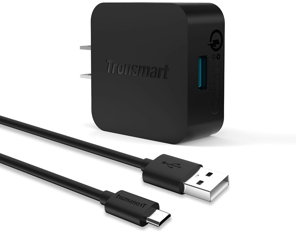 Tronsmart-TS-WC1Q-for-Qualcomm-Certified-Quick-Charge-2-0-Rapid-USB-Wall-Charger-for-LG