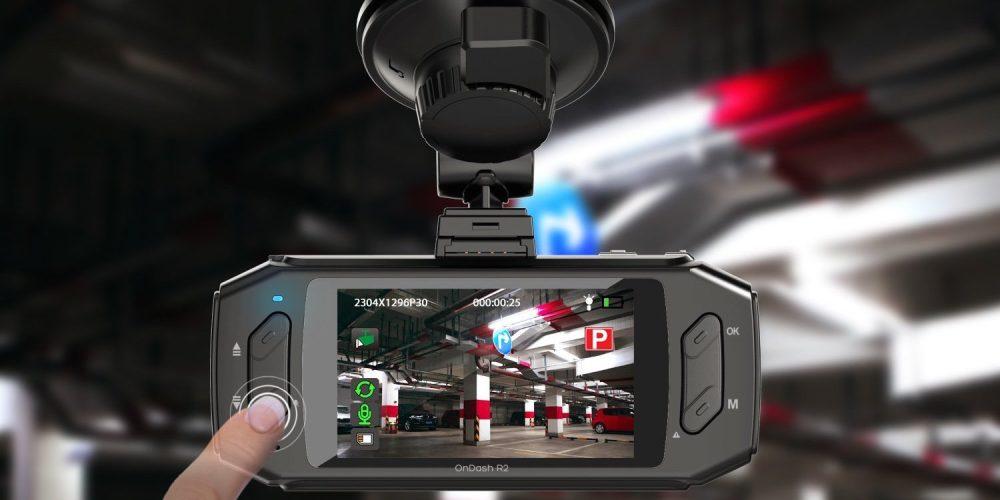 Vantrue R2 Dash Cam 2K Ultra HD 2.7-Inch LCD Dashboard Camera DVR Recorder w: Parking Sensor (32GB microSD card included)-sale-01