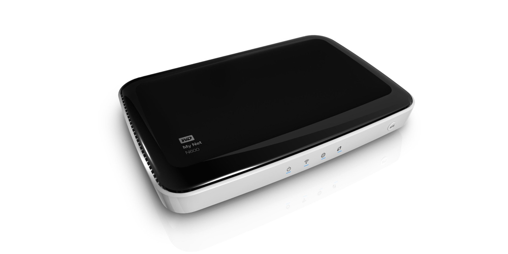 Western Digital MyNet N600 HD Dual Band Router Wireless-N Wi-Fi Router