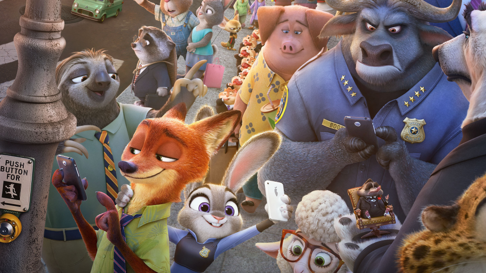 Zootopia In Theaters