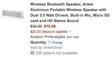anker bt speaker