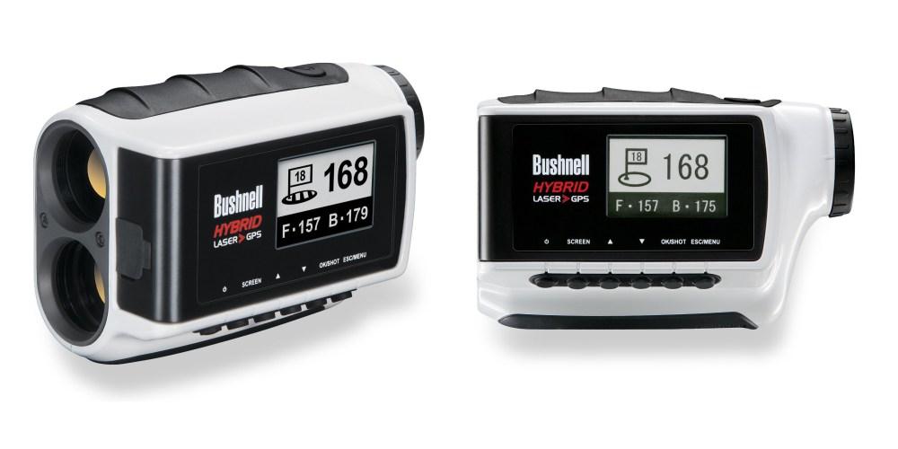 Bushnell Hybrid Laser-GPS Rangefinder-3