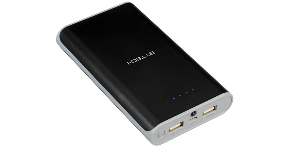 bytech powerbank charger