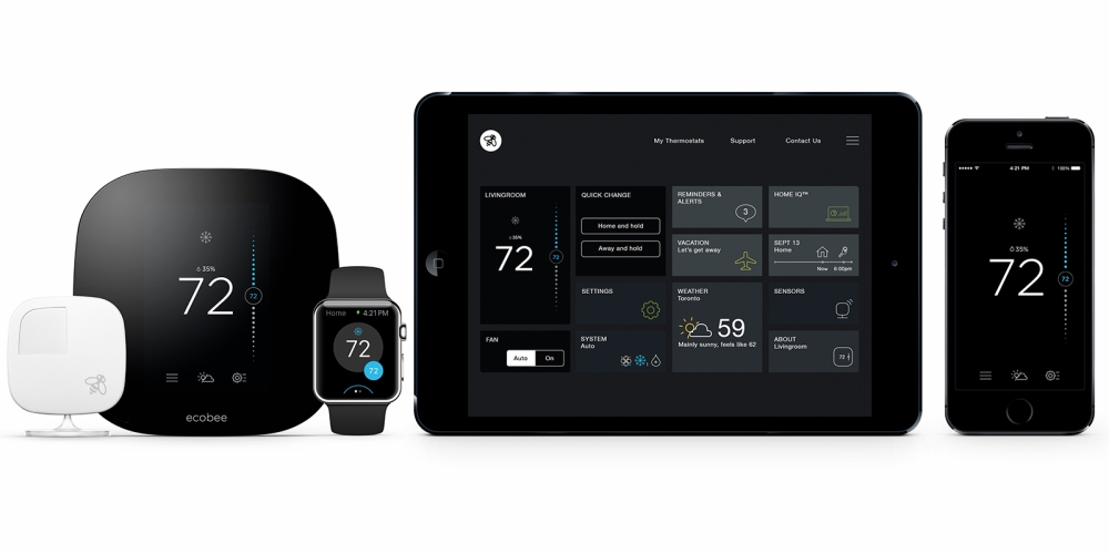 The Ecobee3 Smarter Wi