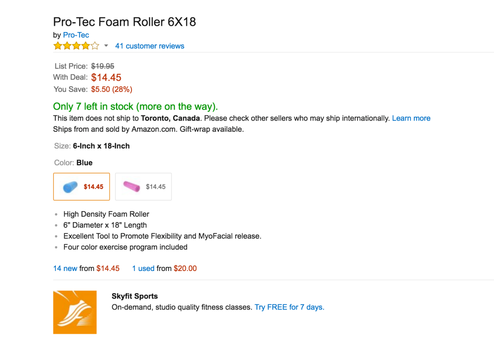 Foam Rollers-sale-Amazon-02